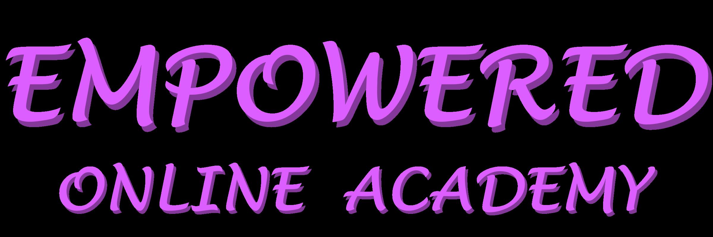 Empowered Online Academy